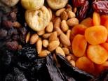 Frutta secca e conservata